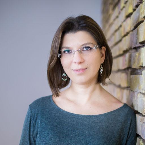 Portraitaufnahme von Rebecca Werle